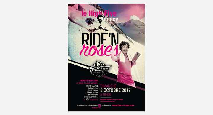 Ride N' Roses - High Five Festival Annecy 2017